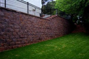 Retaining Wall_Installed