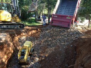 Sinkhole Problem_Repair